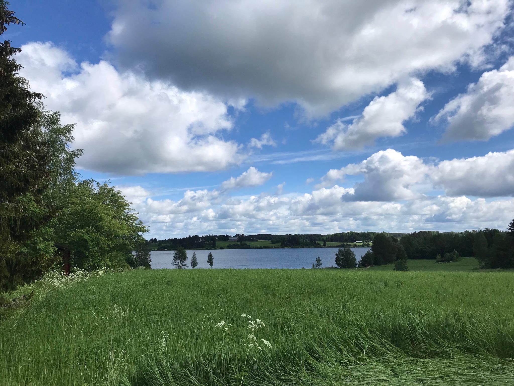 Pirkan Pyöräily klassikko 134 km maastopyörällä Kyrösjärven ympäri eli #munpyöräily